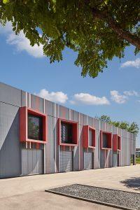 Fotograf Industriegebäude